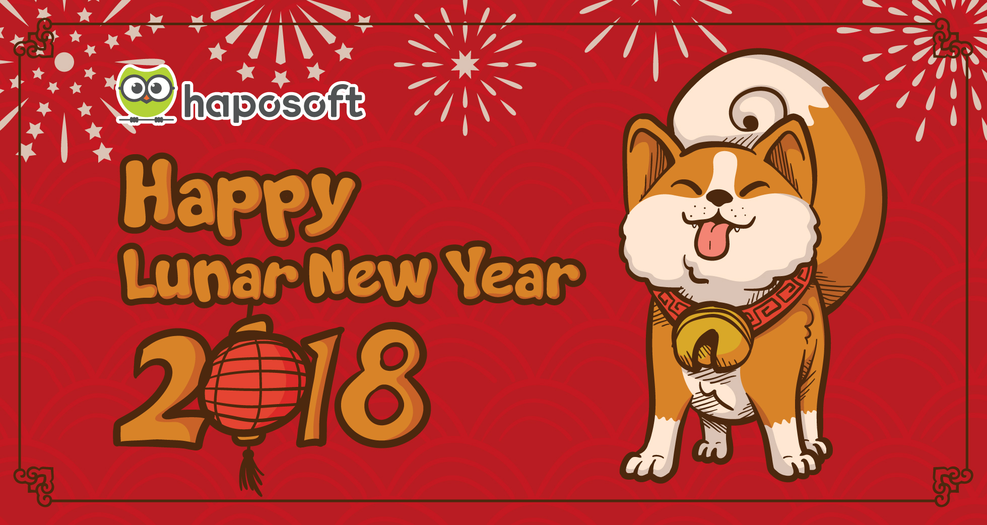 2018 Lunar New Year Holiday